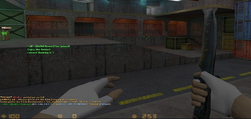 Counter Strike about