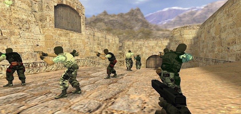 Counter Strike Revolution